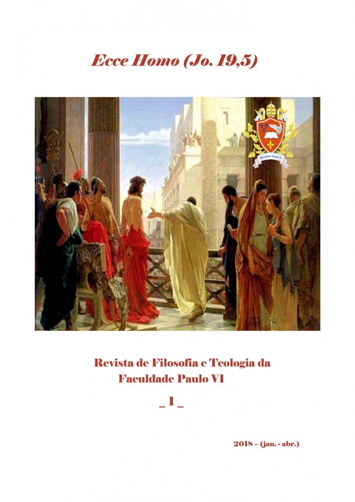 Revista Ecce Homo - Edição 01
